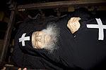Η κηδεία του μακαρίου Γέροντος Ιωσήφ Βατοπαιδινού – Χαμόγελο από την αιωνιότητα