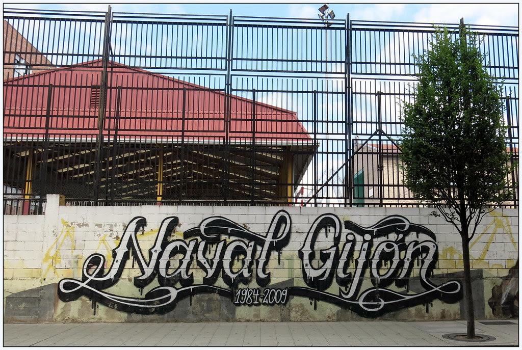 """""""Memoria social"""" - Naval Gijón 1984-2009"""