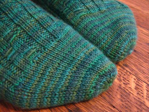 Matchstick Socks