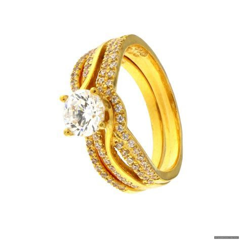 22ct Indian Gold Wedding Ring Set   £616.47   Rings