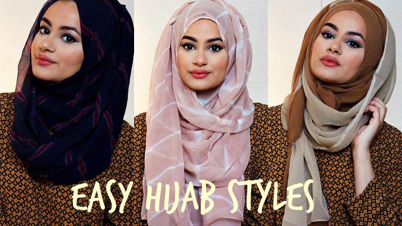 modern hijab styles stepstep tutorials 2018 | fashionglint