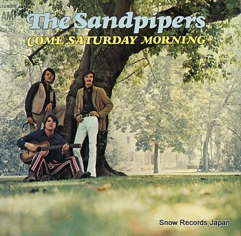 SANDPIPERS, THE come saturday morning