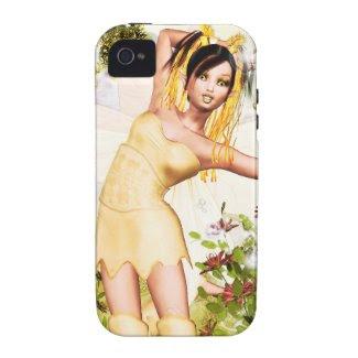 Primrose The Fairy iPhone 4/4S Cover