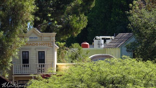 Disneyland, Big Thunder Mountain Railroad, Refurbishment, Refurb