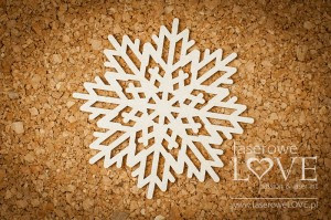 Tektura - Śnieżynka  - Winter Song