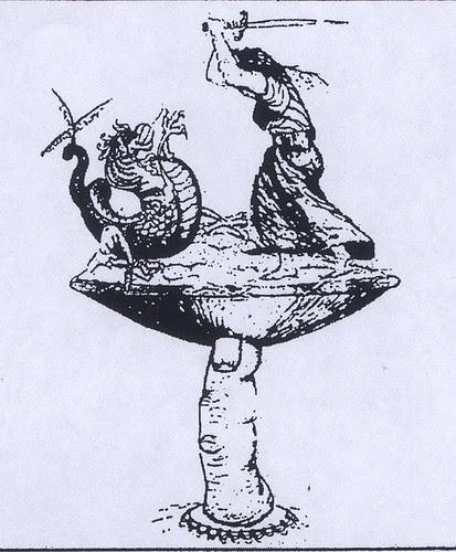 Salvador Dali's Richmond Monument Proposal