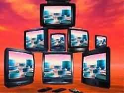 Mã menu truyền hình