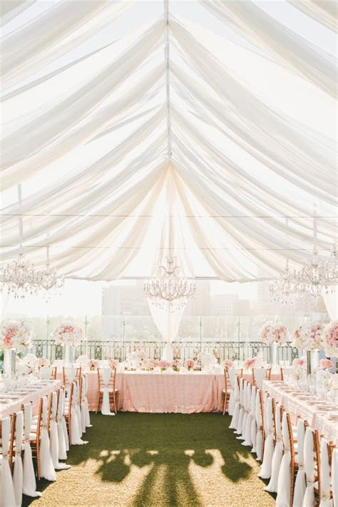 A Beautifully Glam Los Angeles Wedding at the London
