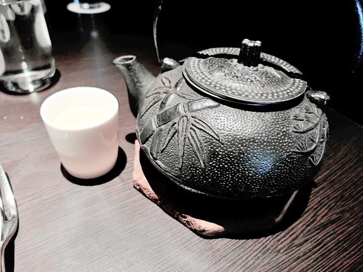 Azie Grand Cafe Regent taipei tea