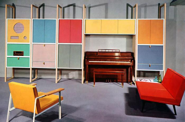 Plan59 :: Retro 1940s 1950s Decor & Furniture :: Hi-Fi Storage ...