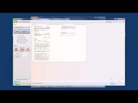 Greencloud Printer : un logiciel pour économiser de l'encre et du papier