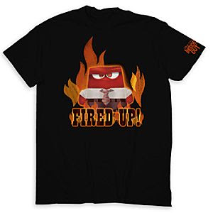 Anger Tee for Kids - Inside Out - Limited Release