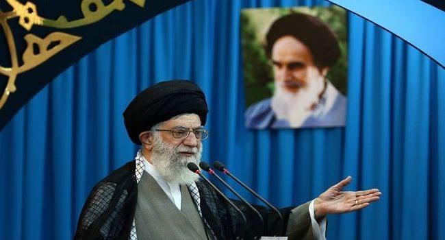 Sostenere sempre la Siria e i popoli oppressi nell'area. Khamenei