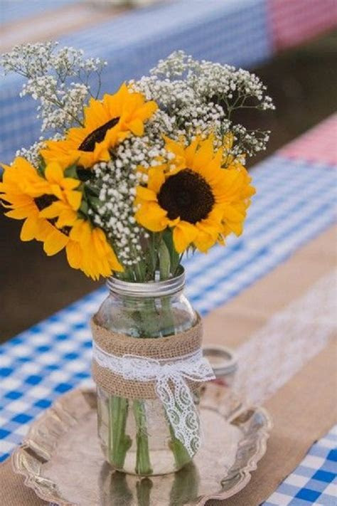 30 Rustic Wedding Ideas with Burlap Touches   Deer Pearl