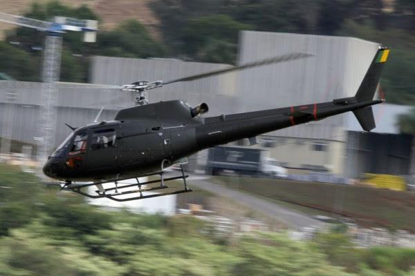 Helicópteros fazem parte de contrato que envolve 36 aeronaves da Força. (Foto: Felipe Christ / Helibras)