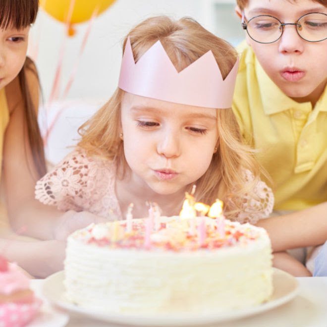 Everything You Need For A Fun At Home Kids Birthday Party