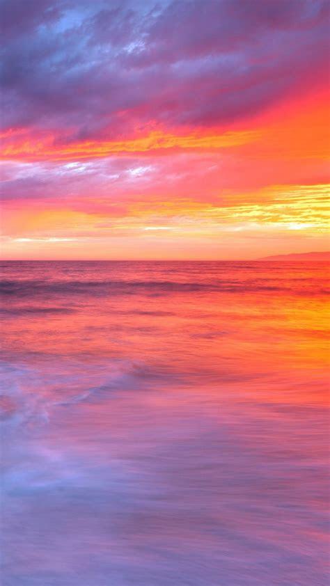 pink sunset wallpaper  wallpapersafari