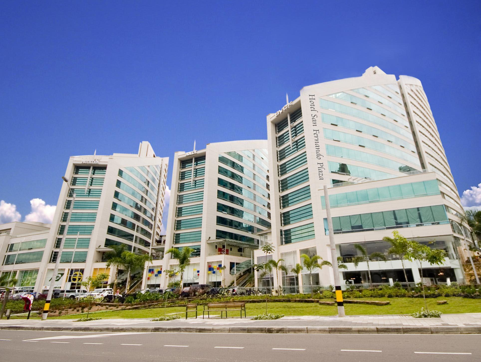 Hotel San Fernando Plaza Reviews