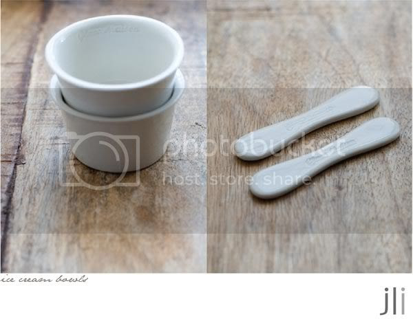 le petit atelier ice cream bowls