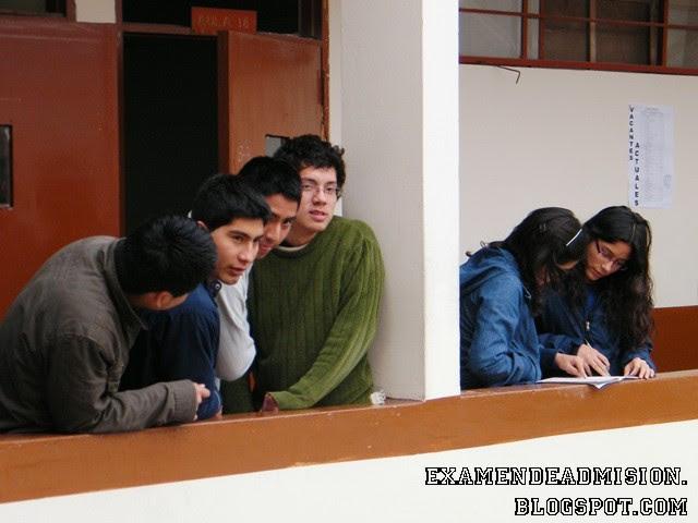Alumnos del CEPREUNMSM 2011