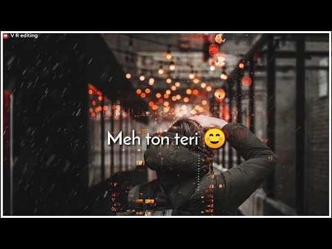 Tu Hi Das De Song Whatsapp Status | Tedi Pagg