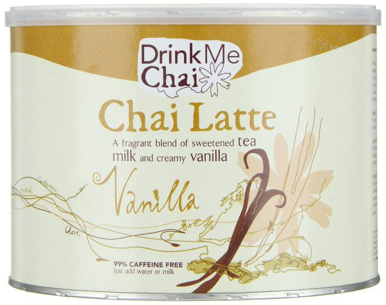 Vanilla Spiced Chai Latte in Kilos from Drink Me Chai