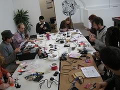 Self-documenting workshop
