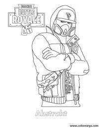 Dibujos Para Colorear De Fortnite Battle Royale Fortnite
