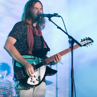 Kevin Parker uncomfortable in Tame Impala stage spotlight