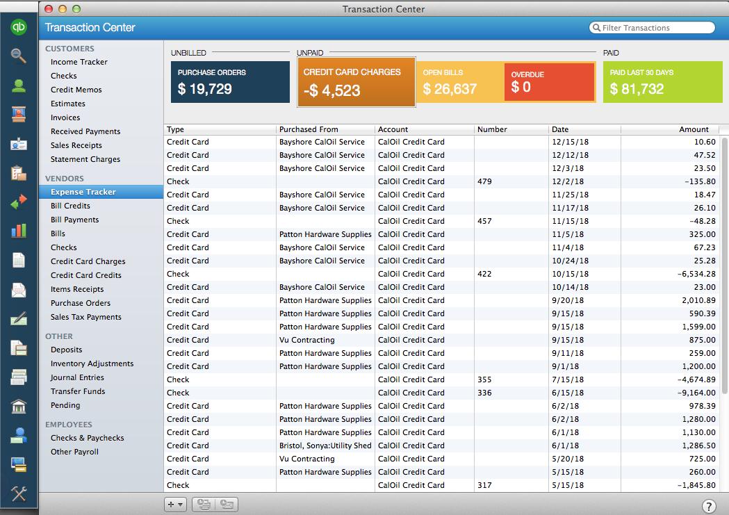 Amazon.com: QuickBooks Mac Small Business Accounting Software 2015 ...