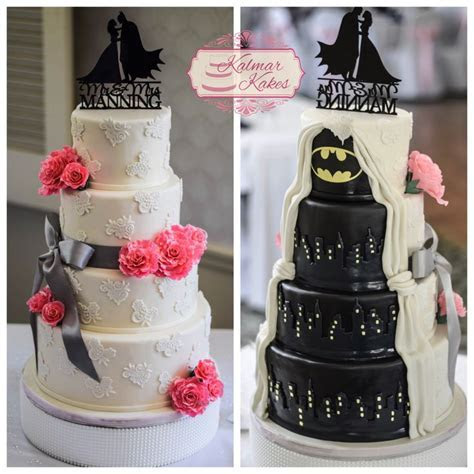 Best 25  Superhero wedding cake ideas on Pinterest