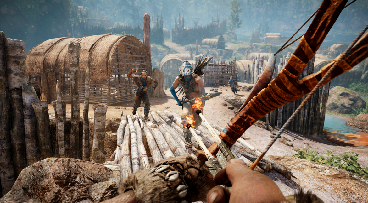 Far Cry Primal Errors