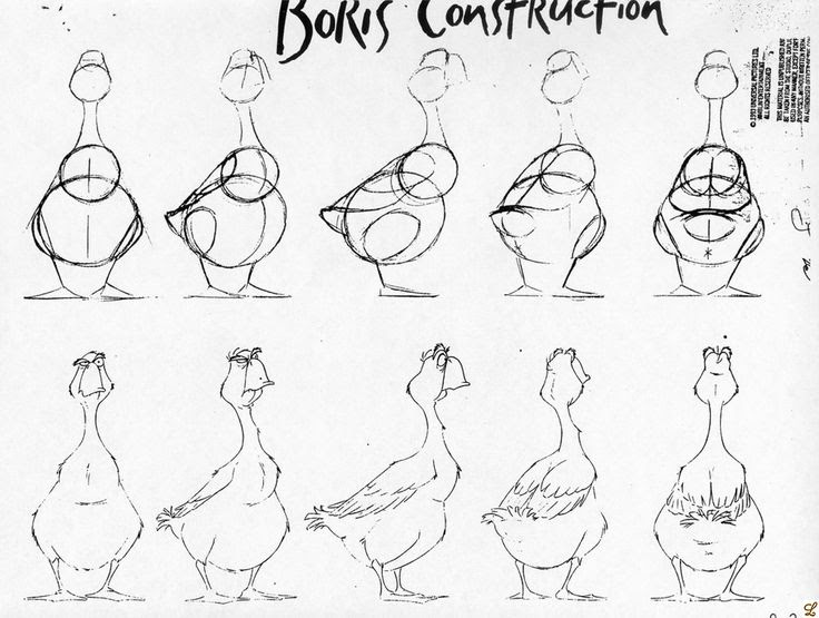 Reference Model Sheets on Pinterest