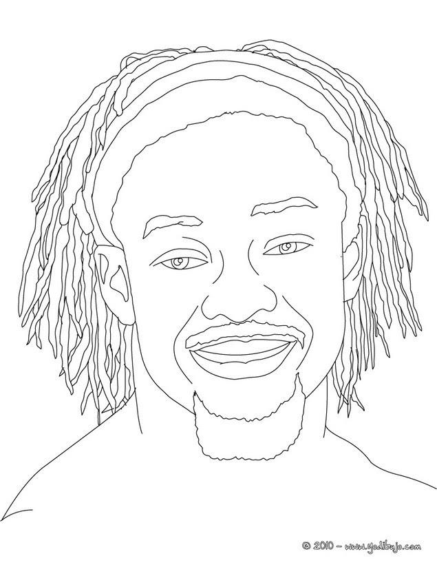 Dibujos Para Colorear Kofi Kingston Eshellokidscom
