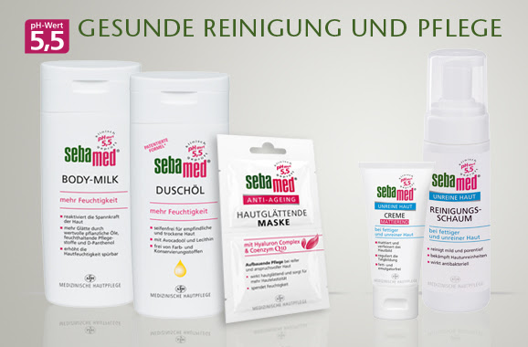 Sebamed Produktkomposition