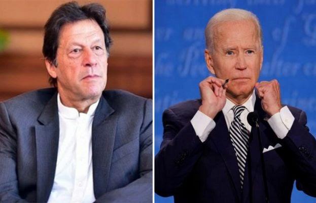 Pak-US relations 'normal' despite no call between Biden, PM Imran Khan: US diplomat | Daily Pakistan