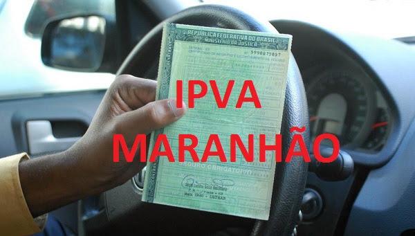 IPVA ATRASADO NO MARANHÃO SERÁ INCLUSO NO SERASA.
