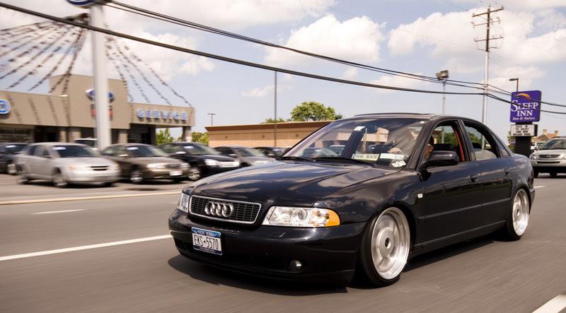 Audi A4 B5 18t Quattro Specs