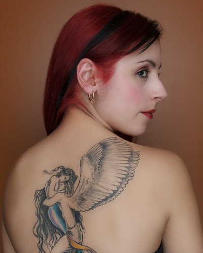 The Creative Style of Cute Girl Tattoos