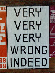 Very, very, very wrong indeed