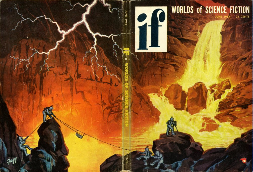 """Image result for if science fiction magazine covers"""""""