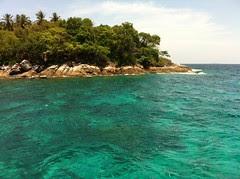 Raya Yai Island south of Phuket