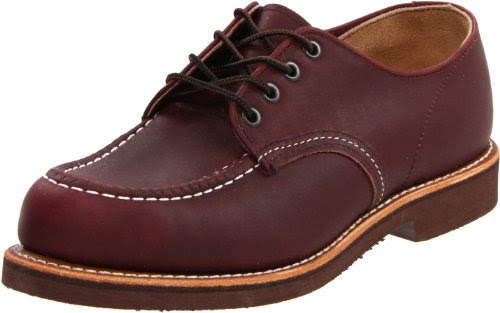Red Wing Shoes Men's 200 Oxford,Oxblood Mesa,9 D US