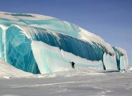 Congelados Ondas Antarctica Ice 1 12 Natural Wonders Pictures visto na www.VyperLook.com