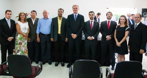 O delegado Wagner Bassi tomou posse como presidente do Sindicato dos Delegados de Polícia