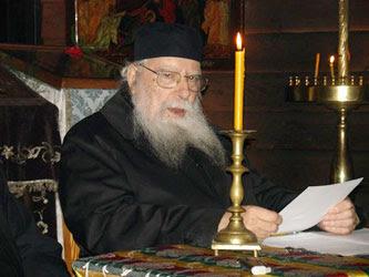 L'Archimandrite Placide (Deseille)
