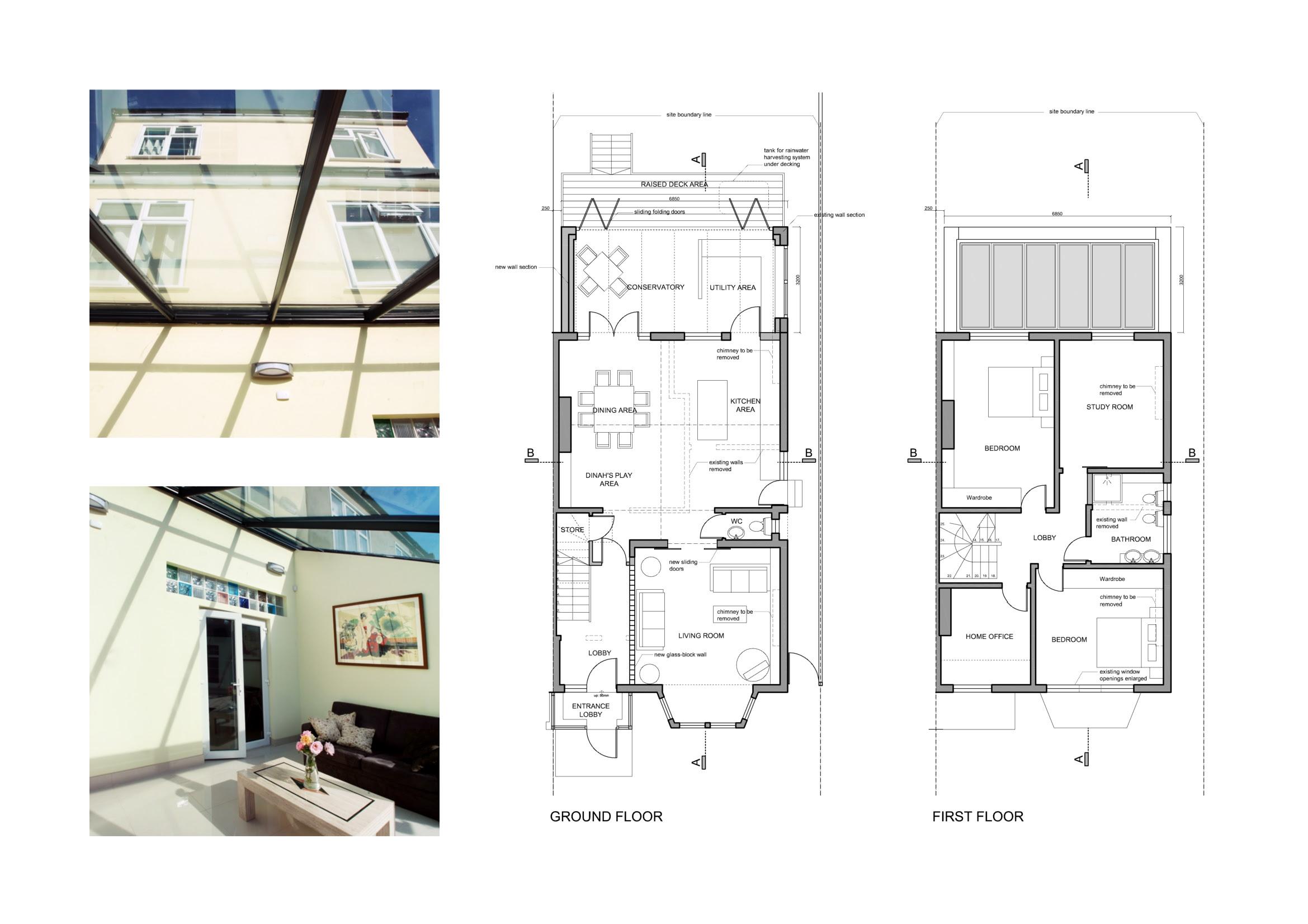 Design house extension online temblor en for Extension floor plans