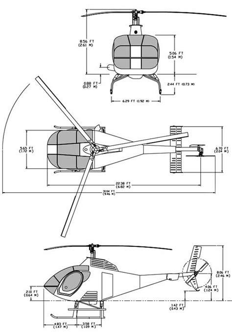 Schweizer 333 helicopter