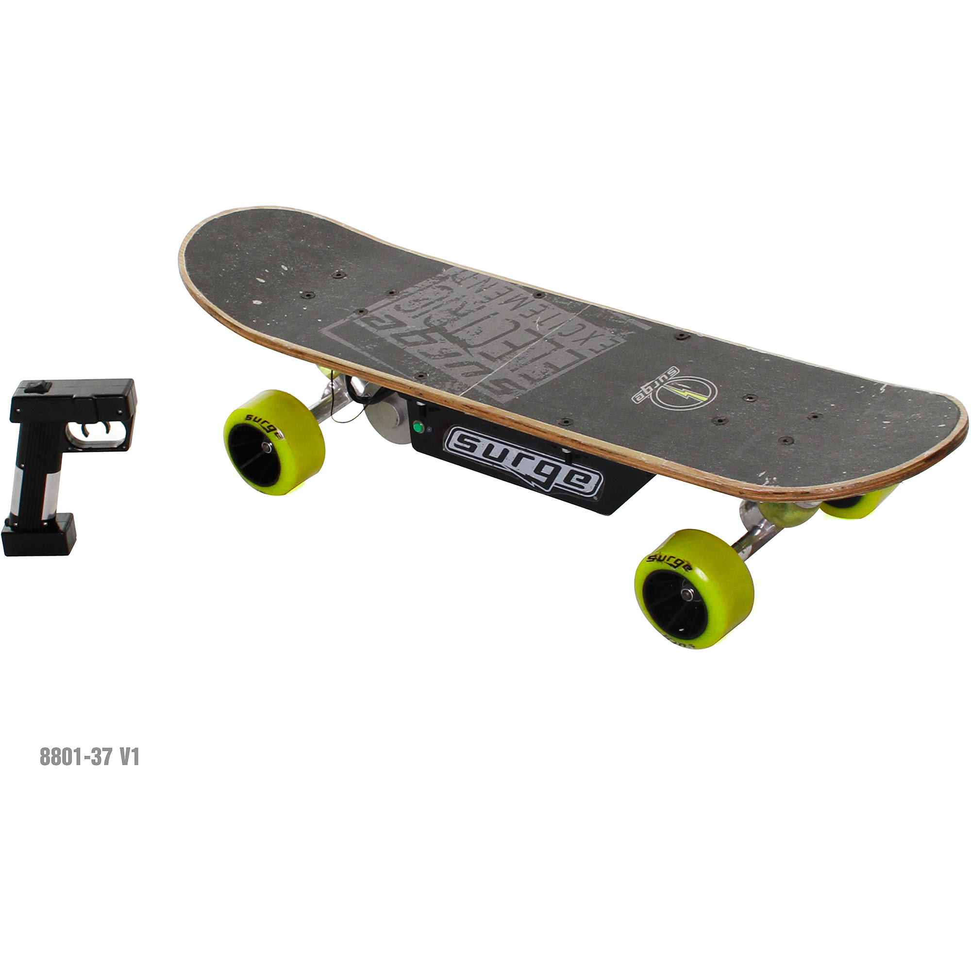 Altered Fantom 1.0 Electric Skateboard with Wireless Controller  Walmart.com