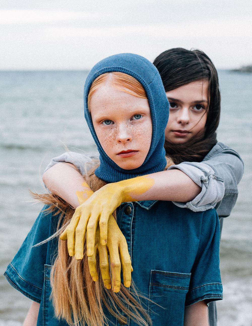 BABIEKINS MAGAZINE | Summer's Gone // Autumn Color Palette for Kids